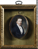 Titre original :  Painting, miniature Portrait of Chief Justice Jonathan Sewell (1766-1839) Anonyme - Anonymous About 1825-1830, 19th century 8 x 6.4 x 1.6 cm Gift of Donald Sewell Campbell and Family M2006.30.1 © McCord Museum Keywords: