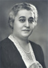 Titre original :  Lillian Bilsky Freiman, c. late 1920s/early 1930s. Image courtesy of Alex Dworkin Canadian Jewish Archives/ Archives juives canadiennes Alex Dworkin. Photographer: Paul Horsdal of Ottawa.