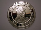 Original title:    Description English: Tecumseh - one Shawnee Nation commemorative coin. Obverse. 2002. Date 21 March 2009(2009-03-21) Source Own work Author Rosser1954 Roger Griffith
