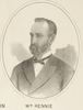 Original title:  Wm. Rennie. Detail from: Committee of the Industrial Exhibition Association of Toronto. Rolph, Smith And Company (Toronto), 1879. Public Domain. Medium: Lithograph on wove paper. Toronto Reference Library, Baldwin Collection,  Call Number / Accession Number X 24-3.