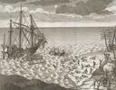 Titre original :  Battle of Hudson's Bay. The Sinking of the Pelican
