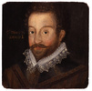 "Titre original :    Description English: Sir Francis Drake, by Jodocus Hondius (died 1612). See source website for additional information. This set of images was gathered by User:Dcoetzee from the National Portrait Gallery, London website using a special tool. All images in this batch have been confirmed as author died before 1939 according to the official death date listed by the NPG. Date Unknown, but author died in 1612 Source National Portrait Gallery, London: NPG 1627   While Commons policy accepts the use of this media, one or more third parties have made copyright claims against Wikimedia Commons in relation to the work from which this is sourced or a purely mechanical reproduction thereof. This may be due to recognition of the ""sweat of the brow"" doctrine, allowing works to be eligible for protection through skill and labour, and not purely by originality as is the case in the United States"