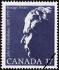 Original title:  John G. Diefenbaker, 1895-1979 [philatelic record].  Philatelic issue data Canada : 17 cents Date of issue 20 June 1980