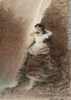 Titre original :  Painting - sketch Idleness Otto Reinhold Jacobi, 1812-1901 1891, 19th century 17.7 x 12.5 cm Transfer from McGill University M966.176.1 © McCord Museum Keywords: