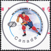 Original title:  Maurice Richard [philatelic record] : Maurice Richard. Philatelic issue data Canada : 46 cents Date of issue 5 February 2000