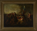Original title:  The Death of General Wolfe / la mort du général Wolfe.