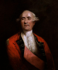 "Titre original :    Description English: Oil on canvas painting of British General Sir Frederick Haldimand. See source for additional information. Date circa 1778(1778) Source National Portrait Gallery, London: NPG 4874   While Commons policy accepts the use of this media, one or more third parties have made copyright claims against Wikimedia Commons in relation to the work from which this is sourced or a purely mechanical reproduction thereof. This may be due to recognition of the ""sweat of the brow"" doctrine, allowing works to be eligible for protection through skill and labour, and not purely by originality as is the case in the United States (where this website is hosted). These claims may or may not be valid in all jurisdictions. As such, use of this image in the jurisdiction of the claimant or other countries may be regarded as copyright infringement. Please see Commons:When to use the PD-Art"