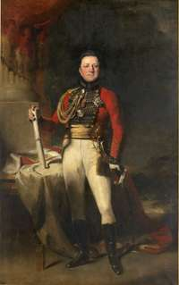 Titre original :  Portrait of Lord Dalhousie, Portrait de Lord Dalhousie, v. 1829-1830,
