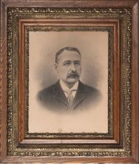 Original title:  Honourable Angus Morrison Gidney. Image courtesy of the Admiral Digby Museum, Digby, Nova Scotia.  Son of William and Priscilla (Saunders) Gidney. Mink Cove, Digby County, Nova Scotia.  From: https://novascotia.ca/archives/communityalbums/digby/archives.asp?ID=124.
