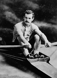 Titre original :  Edward Hanlan, champion sculler of America.