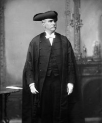 Titre original :  Edgar, James David Sir (Speaker of the House of Commons) Aug. 10, 184l - July 31, 1899.