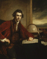 Titre original :    Description English: Joseph Banks (1743-1820) Date 1773(1773) Source http://www.csupomona.edu/~larryblakely/whoname/who_banks.htm Author Sir Joshua Reynolds (1723–1792) Description British portrait painter Date of birth/death 16 July 1723(1723-07-16) 23 February 1792(1792-02-23) Location of birth/death Plympton, Devon London Work location London, Plympton, Italy Authority control VIAF: 27081216 | LCCN: n84168483 | PND: 118744771 | WorldCat | WP-Person