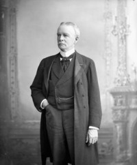 Original title:  Hon. George Alexander Drummond, Senator; Oct. 11, 1829 - Feb. 2, 1910.