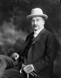 Original title:  Hon. Sir Sifton Clifford, Chairman of the Canadian Conservation Commission, Mar. 10, 1861 to Apr. 17, 1927.